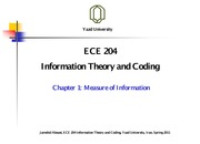 Information Theory Chapter_1