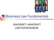 LAW101_BizLaw_Fundamentals_Course_Introduction_Spring2012