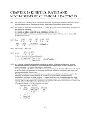 Homework C Solutions on Principles of Chemistry