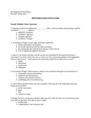 Midterm Study Guide_Psyc420_Spring2012