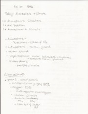 BI 101 Recitation Notes