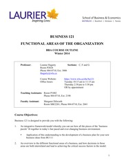 Winter14 Course Outline LH BBA Sections pdf (1)
