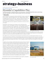 Hyundai's Capabilities Play Booz Analysis.pdf