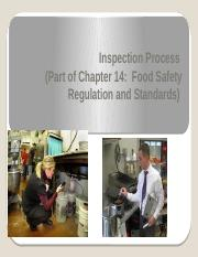 Chapter 5 and inspection process (part of Chapter 14) ppt with blanks on Feb 2