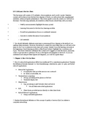 IST 233 exam 1 study guide