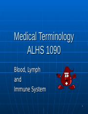 Blood lymph immune Chapter 9(2).ppt