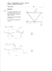 Statics22 Term Test 2.1 solution