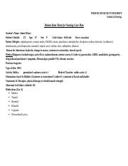 245 Care Plan TEMPLATE care plan 2