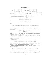 Linear Algebra Solutions 14