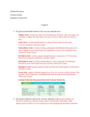 Regulatory Frame chapter 8