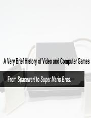 Video Games- A Brief History.pdf