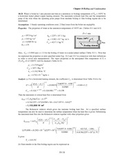 Thermodynamics HW Solutions 802