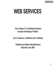 Ds Ch9 Ppt Name Services Name Services From Chapter 9 Of Distributed Systems Concepts And Design 4th Edition By G Coulouris J Dollimore And T Kindberg Course Hero