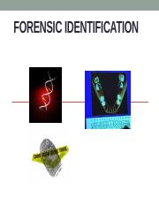 Forensic Identification and Forensic Psychology - New(2).pptx