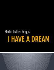 """Copy of \""""I Have A Dream\"""" Speech Annotations - \u201cI ..."""