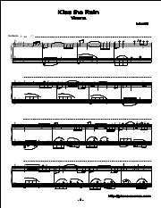 Yiruma - Kiss the Rain[ic3zz86].pdf