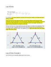 4.01 Law of Sine and Cosine.docx