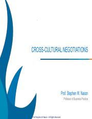 06 Cross Cultural Negotiations.pdf