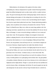 Ä°ngilizce Research Paper first draft