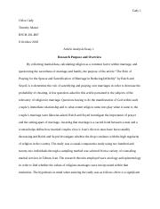 Article Analysis Essay 1 - Cady.docx