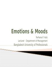 Chapter 4 - Emotions & Moods.pptx
