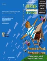 Freedom to Teach, Freedom to Learn.pdf