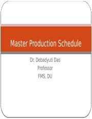 7.1 Master Production Schedule.pptx