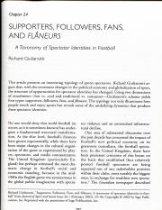 Giulianotti, Supporters, Followers, Fans, and Flaneurs (SPS).pdf