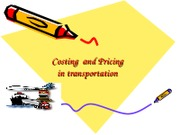 CH9costing and pricing