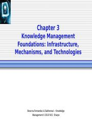 Ch3 KM Foundations.ppt