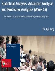 2016S1WK12 - STATISTICAL TESTS AND PREDICTIVE ANALYTICS (Final Instructor).pptx