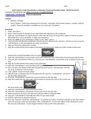 Calorimetry Virtual Lab Answers.pdf - Calorimetry Virtual ...