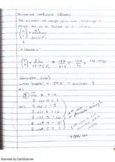 Binomial Coefficient, Binomial Theorem, Pascal's Triangle