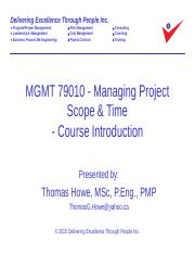 Course Introduction Revised 2015-09-01