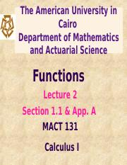L2 Functions 1.1 & App A.ppt