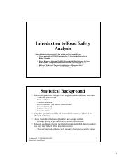 CIVE3304_Notes 05_Road Safety Analysis.pdf