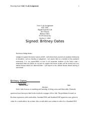 Unit 1 Lab Assignment_BritneyOates