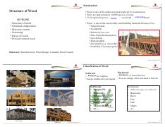 Lecture 16-Wood structure-Handouts