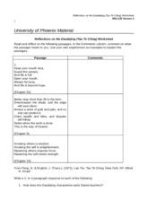 rel 133 buddhism worksheet