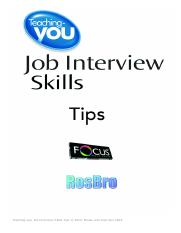 Teaching_you_job_interview