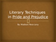 Literary Techniques in Pride and Prejudice (1).pptx