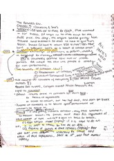 Ch. 5 Notes Legal Environment