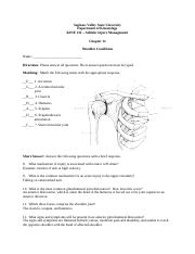 Chapter 12 - Shoulder Conditions.docx