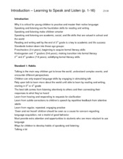 New Standards Notes (ENED 2030 text)