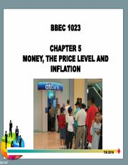 CHAPTER 5 MONEY, THE PRICE LEVEL AND INFLATION.pdf