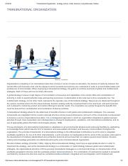 Transnational Organization - strategy, school, model, business, competitiveness, Studies.pdf