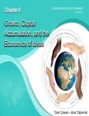 Chapter 08 - Growth, Capital Accumulation, and the Economics of Ideas.pdf