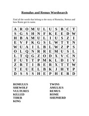 Romulus_and_Remus_Wordsearch