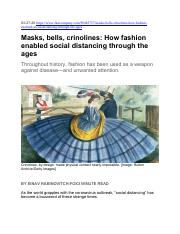 Masks Bells Crinolines - How fashion enabled social distancing through the ages.pdf