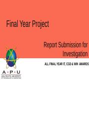 2.0 SESSION 2 INVESITIGATION REPORT - IR - SUBMISSION.pptx